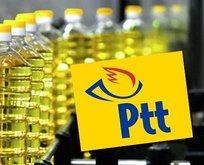 PTT AVM online ucuza yağ, un, gıda satın alma ekranı!