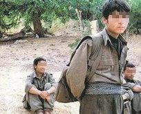 PKK'nın hedefinde çocuklar var! Tam 983 çocuk...