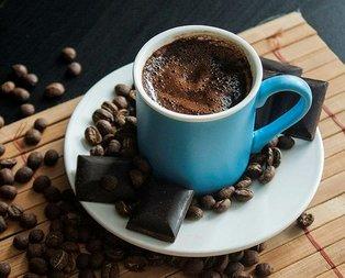 Kahve içmeyi unutma