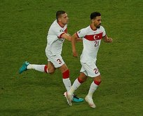 İlk golümüz Kahveci'den!