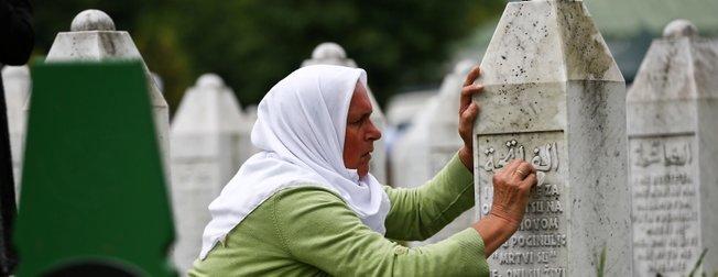 Bosna Hersek'teki Srebrenitsa Katliamı yıl dönümü!