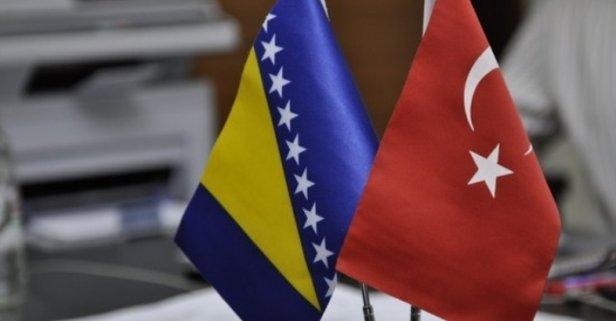 Košarac - Alagić: Bosna Hersek ve Türkiye'nin dış ticaret hacmini artırmalıyız