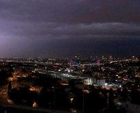 İstanbul'da son durum: Yağmur etkisini artırdı