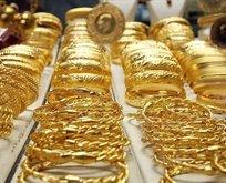 1 gram altın kaç TL? Tam, çeyrek, yarım altın fiyatı bugün ne kadar oldu 4 Ocak 2021 Pazartesi ?