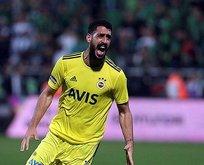 Fenerbahçe'de Tolga sakatlandı