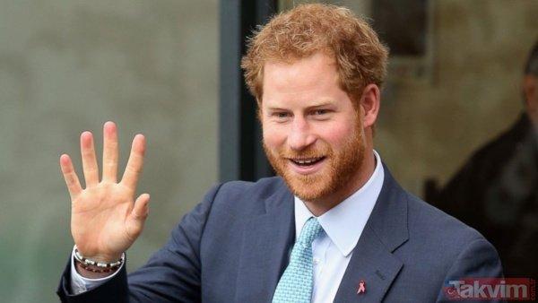 Prens Harry'nin saplantılı aşkı ortaya çıktı! Sosyal medya bu gerçekle çalkalanıyor: Onda prenses kumaşı var!