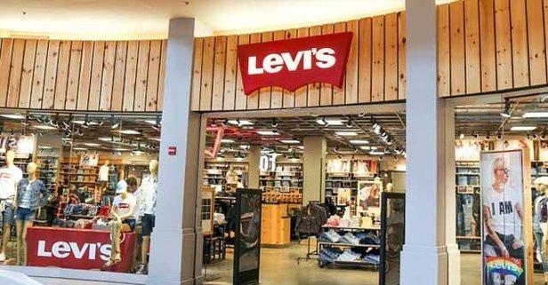 Levi's'in satışları yüzde 62 düştü