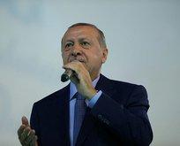 Başkan Erdoğandan piyasaları rahatlatan açıklama