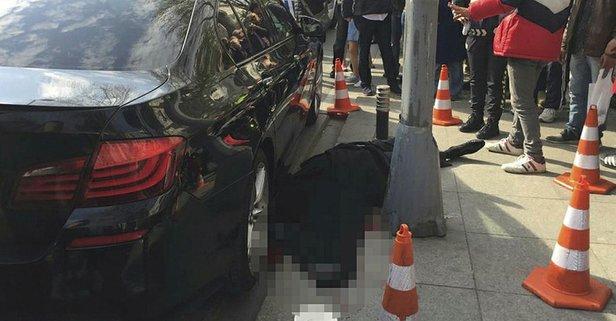 Kadıköy'de sokak ortasında cinayet! Bakın kim çıktı