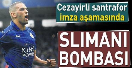 Fener'den Slimani bombası