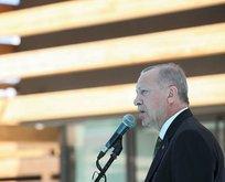 Başkan Erdoğan'dan Eskişehir'de önemli açıklamalar