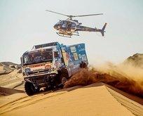 Dakar'da büyük heyecan