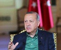 Başkan Erdoğan'dan CHP'li Altay'a cevap
