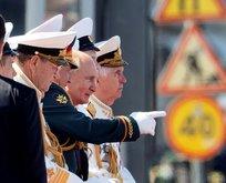 Putin onay verdi füzeler peş peşe ateşlendi!