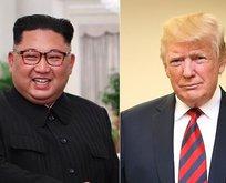 Trump-Kim zirvesinin detayları belli oldu