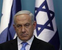 Netanyahu'an skandal Filistin isteği
