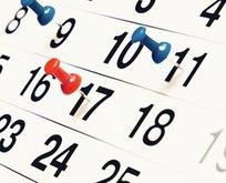 Kurban bayramı tatili kaç gün, hangi ayda?