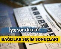 23 Haziran Bağcılar İstanbul seçim sonuçları