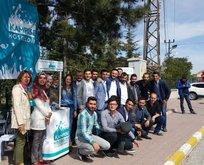 AK Parti kampüse giriyor