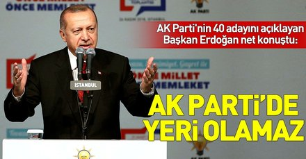 Son dakika: Başkan Erdoğan belediye başkan adaylarını açıkladı! İşte isimleri
