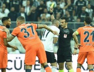 Vodafone Park'ta puanlar paylaşıldı (MS: Beşiktaş 1-1 Başakşehir)