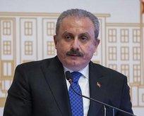 TBMM Başkanı Mustafa Şentop'tan Yunan basınına çok sert tepki