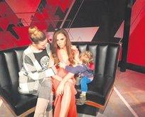Küçük Ağa Beckham'ı sevdi
