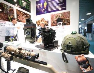 Yerli silahlar SAHA EXPO 2018 Fuarında görücüye çıktı