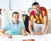 Adis Jahovic'in yeni adresi Malatyaspor
