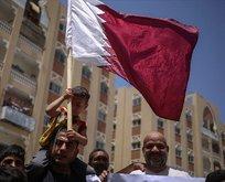 Katar'dan Arap Birliği'ne anlamlı Filistin mesajı