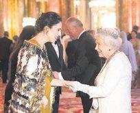 Kraliçe 2. Elizabeth'ten olay hareket