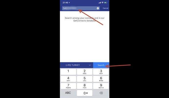 Akıllı telefonlarda Getcontact çılgınlığı