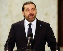 Hariri'den zoraki röportaj