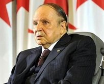 Cezayir Cumhurbaşkanı Buteflika istifa etti