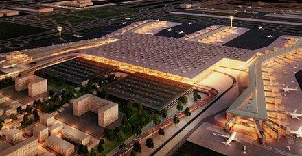 İstanbul Yeni Havalimanının ulaşım hatları ve ücretleri belli oldu