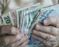 Emekli maaşına 3'lü hesap