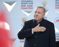 Başkan Erdoğan'dan 99. yıl mesajı