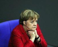 Almanlar Merkel'e savaş açtı