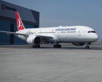 THY'nin üçüncü rüya uçağı İstanbul'da