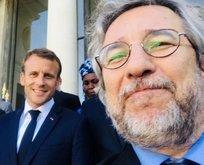 Türkiye-Fransa gerilimine de burnunu soktu! Skandal paylaşım