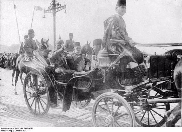 Osmanlı sarayından görmediğiniz fotoğraflar