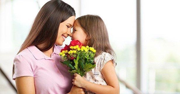 En güzel anneler günü anlamlı sözleri