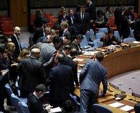Türkiyeden BMnin kararına ilk tepki