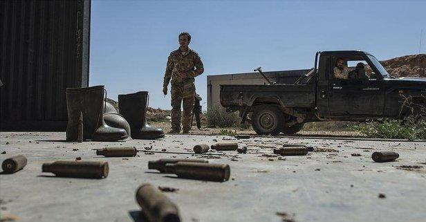 Darbeci Hafter'den Trablus'a roketli saldırı