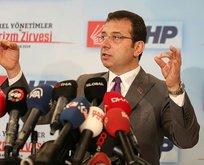 CHP'de rüşvet skandalını örtme çabası!