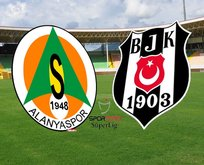 Alanyaspor - Beşiktaş maçı saat kaçta?
