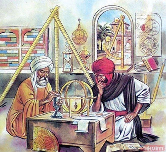 Müslümanların dünyayı değiştiren icatları!