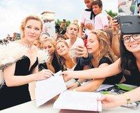 Cate Blanchett izdihamı