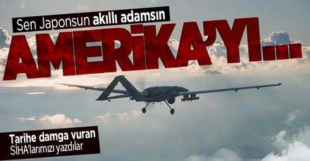 Japonlar yazdı: Türk SİHA'ları ABD'yi