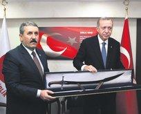 Adayımız Erdoğan